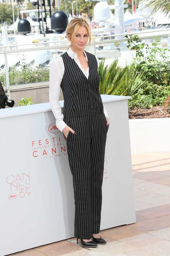 Julia Roberts at the 'Money Monster' photocall during the 69th annual Cannes Film Festival
