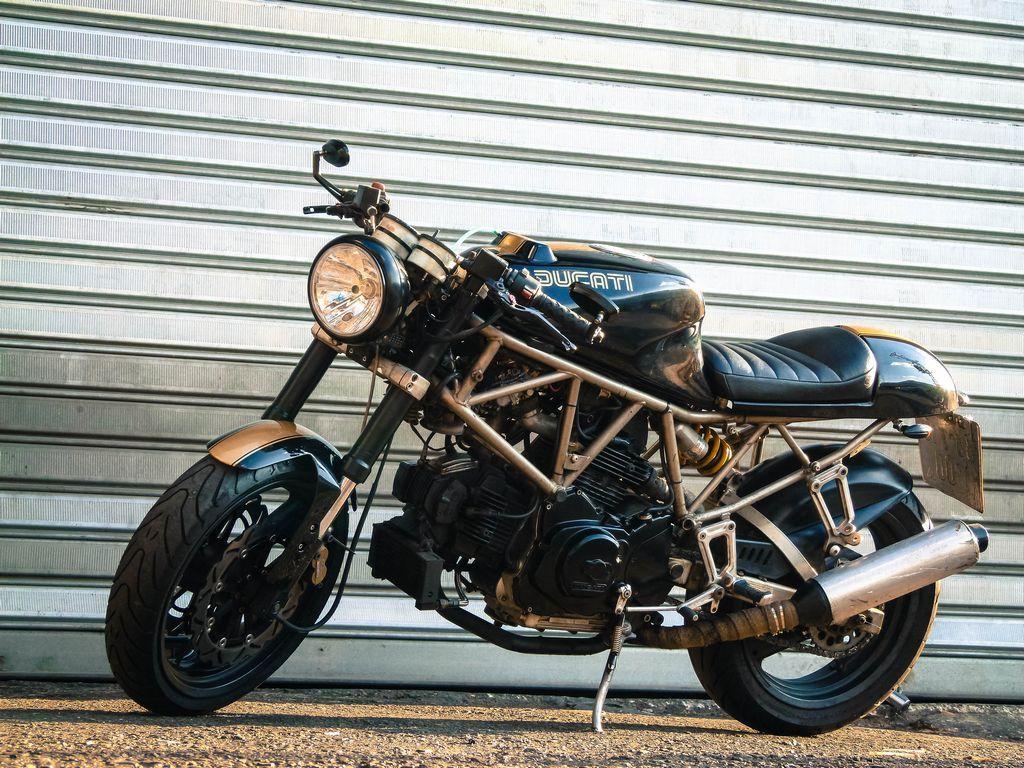 Pin von aSoder auf Ducati 750 Supersport inspiration