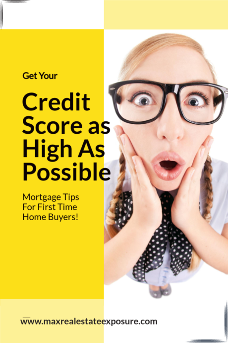 Mortgage Tips for First Time Home Buyers | Real estate, Interior ... | Best image of best tips for first time home buyer