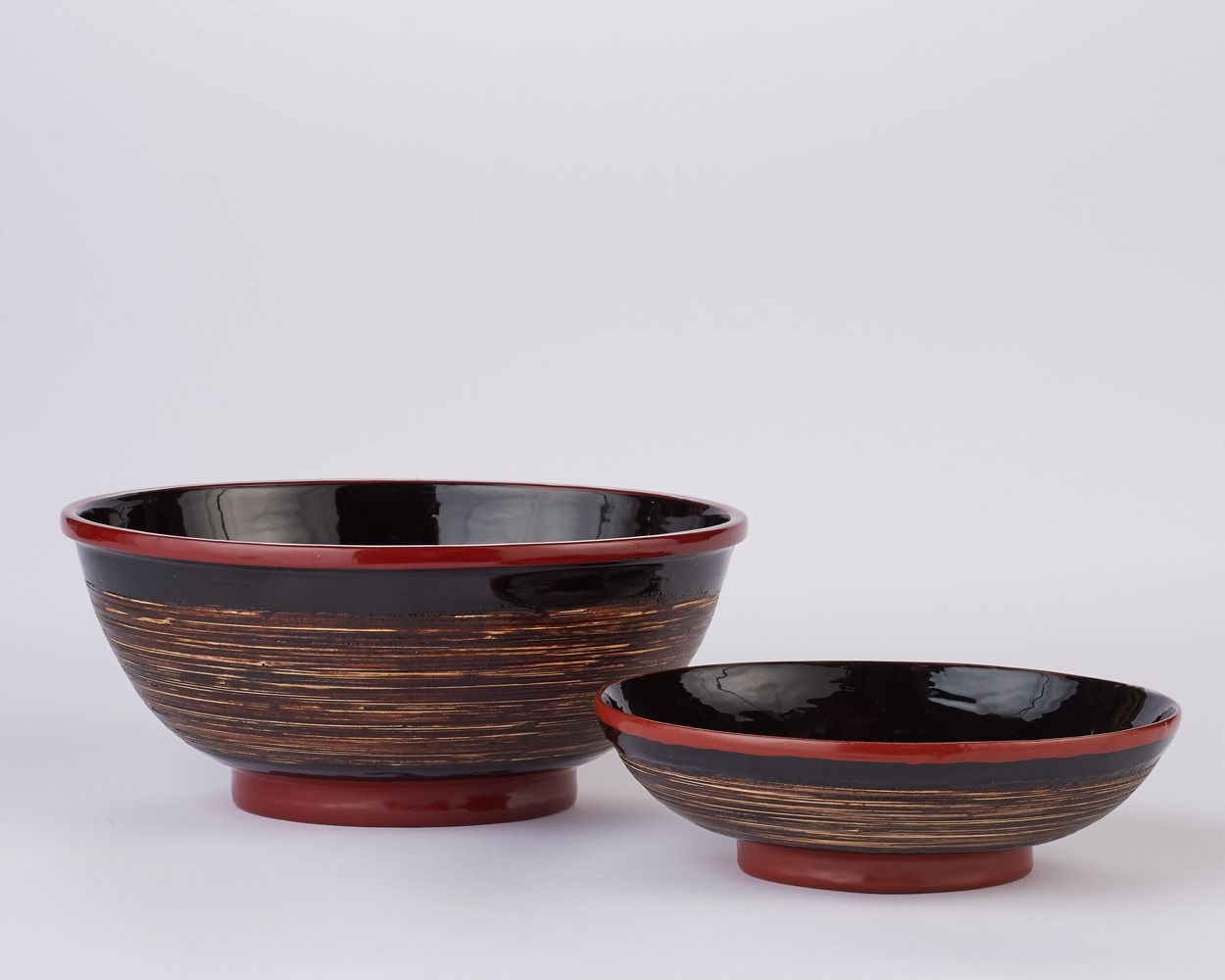 Nice Red Rim Bowl #fullmooncollection #lacquerware #myanmar #bamboo *handmade Awesome Ideas