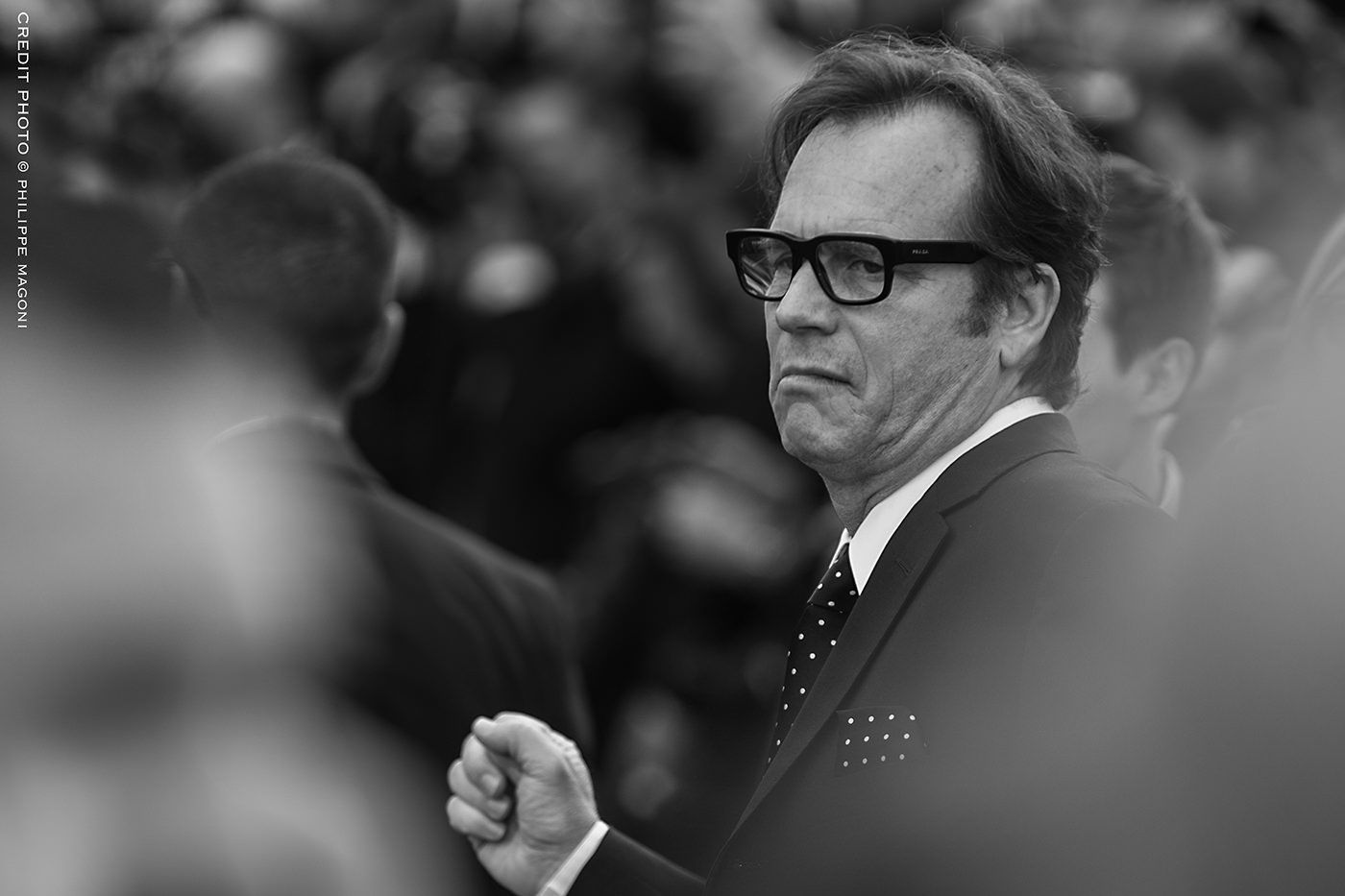 Bill PAXTON - festival de Cannes 2016