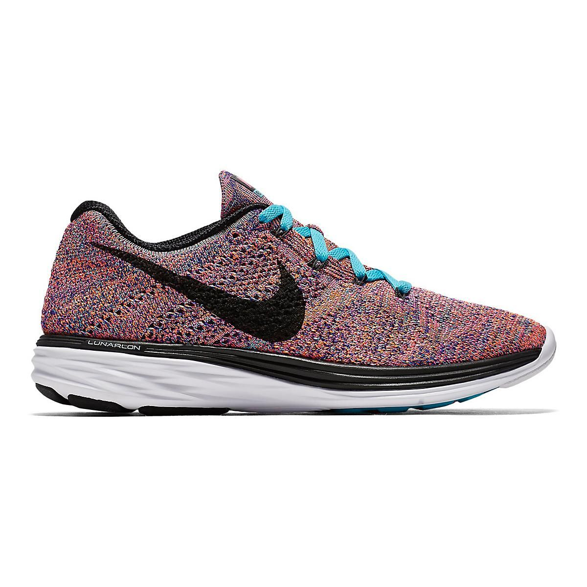d9b319e418e Break the tape on your 2015 training season with the newly updated Womens  Nike Flyknit Lunar 3