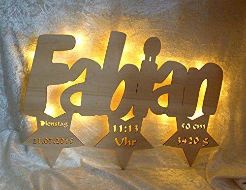 Schlummerlicht24 Nachtlicht 3 Sterne Mit Name Nach Wunsch Led Lampe Fur Das Kinderzimmer O Geschenk Kommunion Madchen Baby Geschenke Geschenke Zur Kommunion