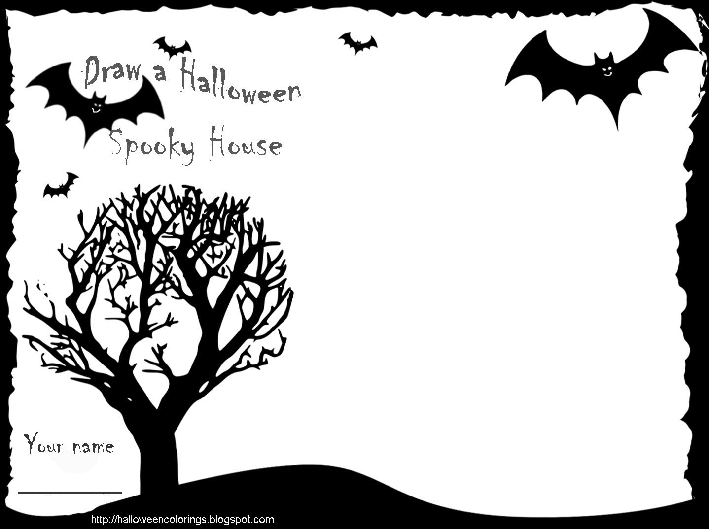 Maybe You Re A Teacher Looking For A Halloween Resource
