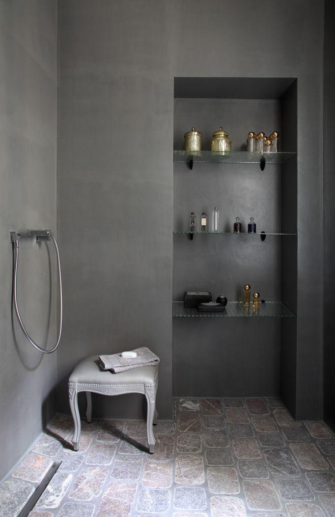 la simplicité du0027une salle bain grise interyerrrrrr Pinterest