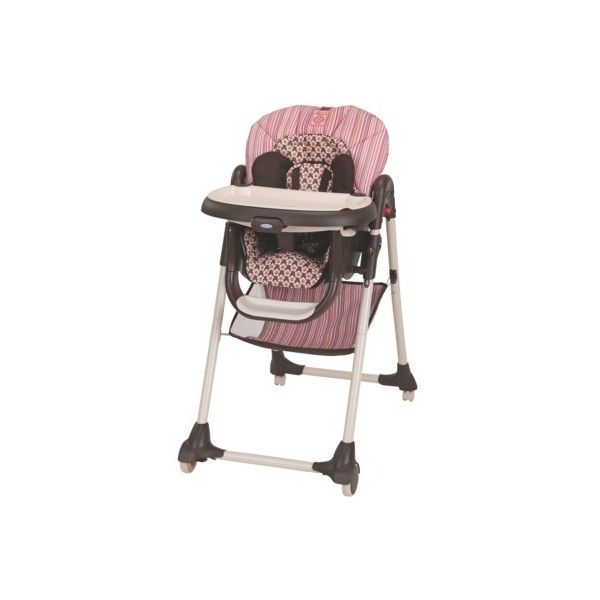 Target Graco Cozy Dinette Highchair Melanie 85 Liked On