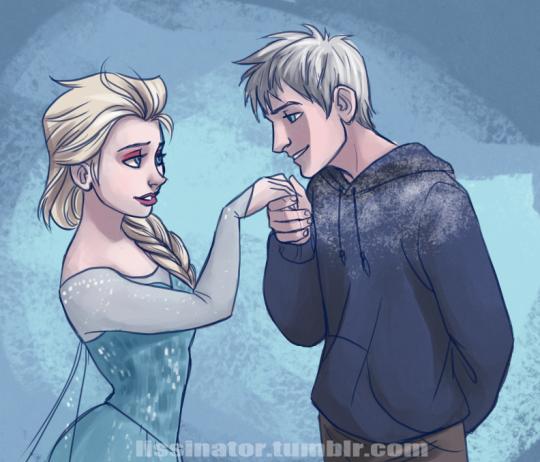 Jack holding onto elsas hand like a gentleman about to kiss her jack holding onto elsas hand like a gentleman about to kiss her hand thecheapjerseys Choice Image