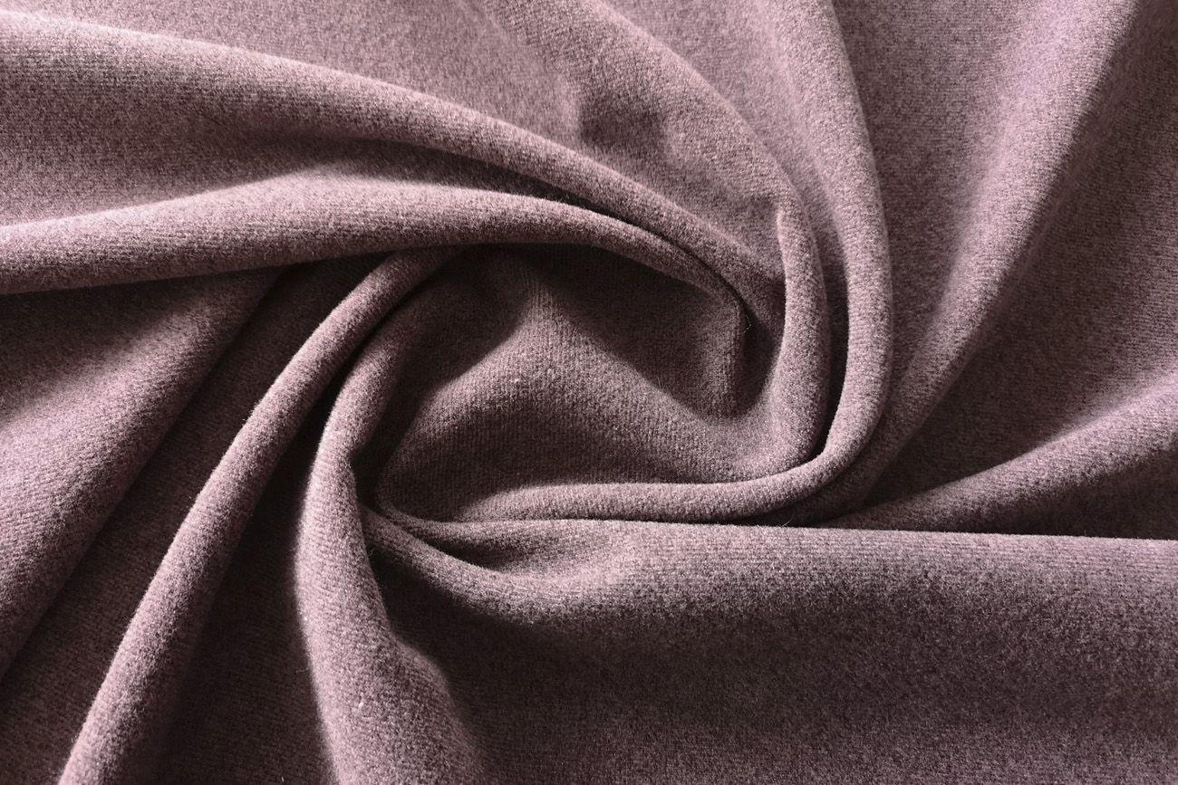 De Con Grueso Lisa Tela Textura Franela Suave Y Tejido Granate El gdTq6