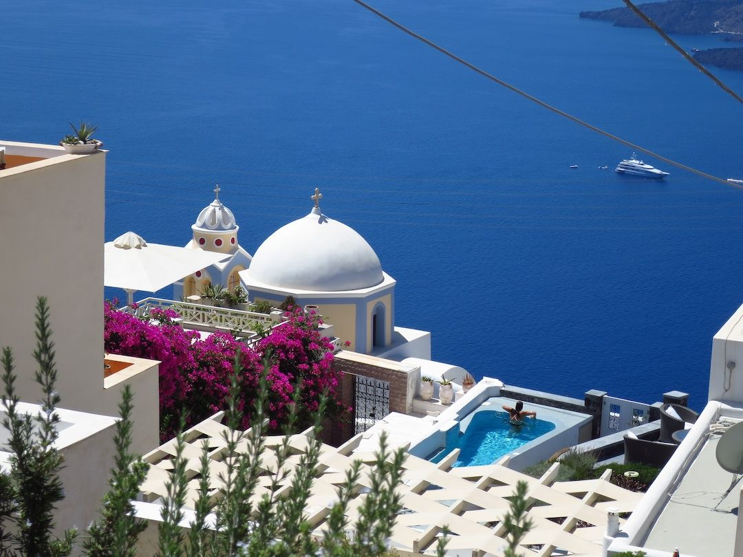 Things To Do On Fira Santorini Fira Santorini Santorini Greece