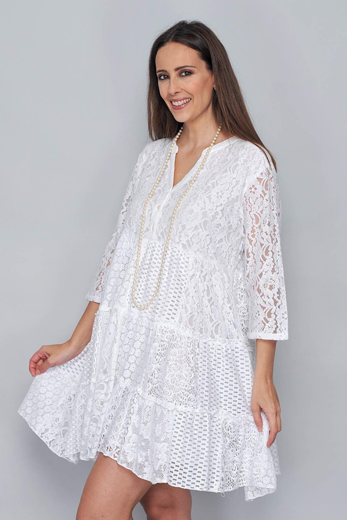 e52890de552 Robe blanche