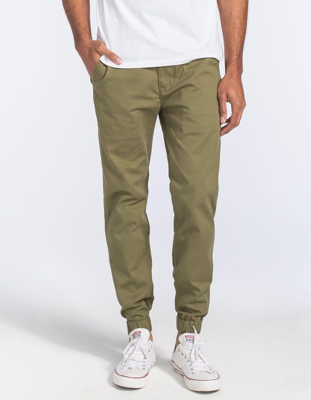 a8ce136c LEVI'S Mens Chino Jogger Pants 254164531   Joggers & Sweatpants ...