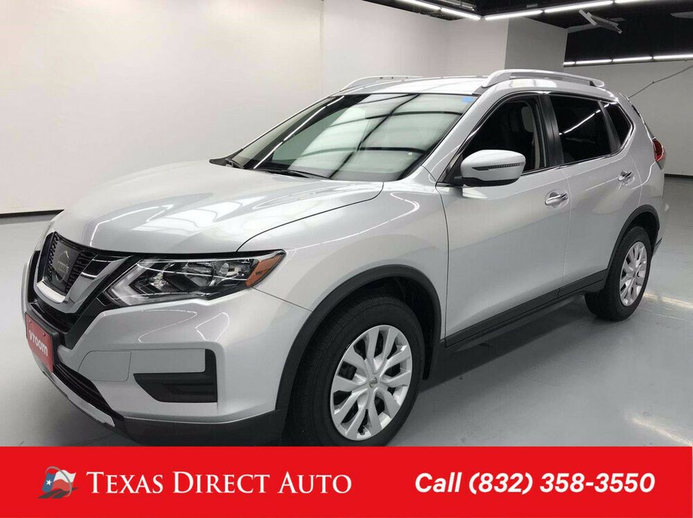 2017 Nissan Rogue S Texas Direct Auto 2017 S Used 2 5l I4 16v Automatic Fwd Wagon Nissan Rogue Nissan Nissan Rogue S
