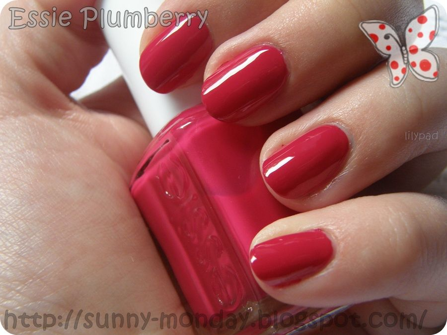 Essie - Plumberry. love it so much | One True Love - Nail Polishes ...
