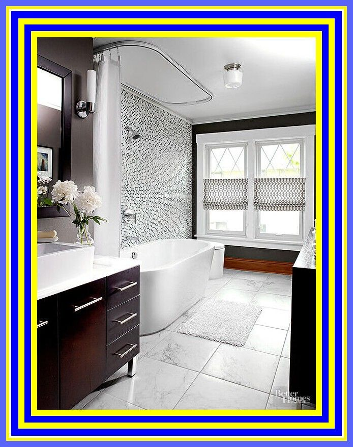 Reference Bathroom Decor Ideas Black And White