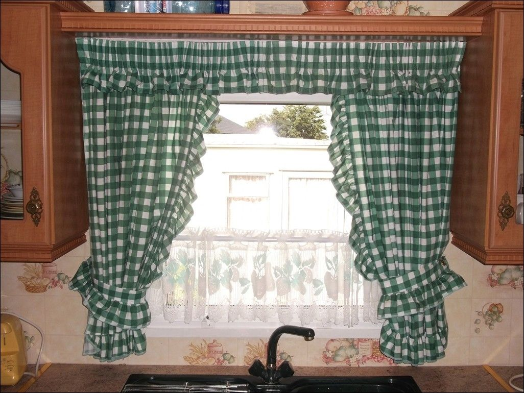 Kitchen window treatment ideas  kitchen curtains valances modern  sodakaustica