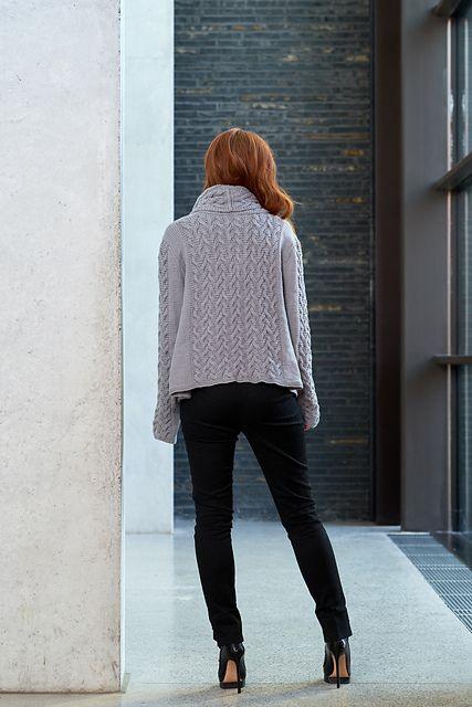 Ravelry: Brewster Cardigan pattern by Linda Marveng