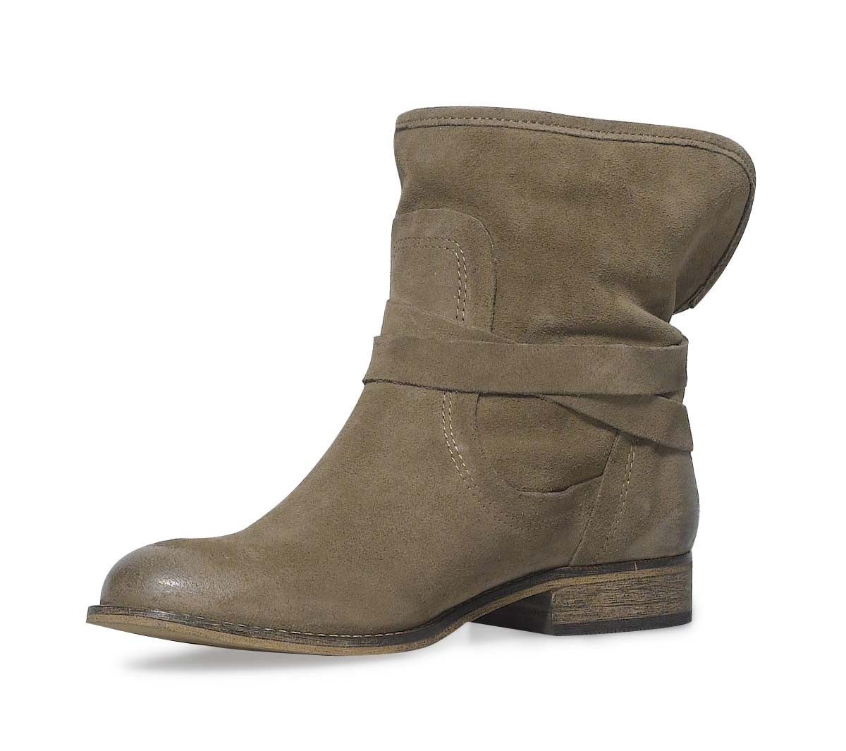 CHEVILLE CUIR HIVER BOTTES CHAUSSURES WOMENS MESDAMES
