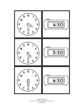 Telling Time Unit for Special Education   Special Education ...