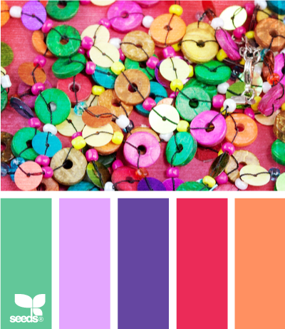 crafted brights = until now I would never pick these colors together... now it is inspriring!