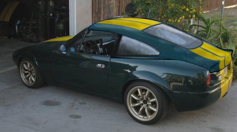 fastback hardtop on my pitcrew miata mx 5 miata forum cars i like pinterest cars. Black Bedroom Furniture Sets. Home Design Ideas