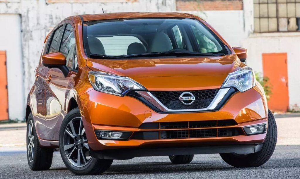 2019 Nissan Versa Note Review Pricing Design Release Date Photos