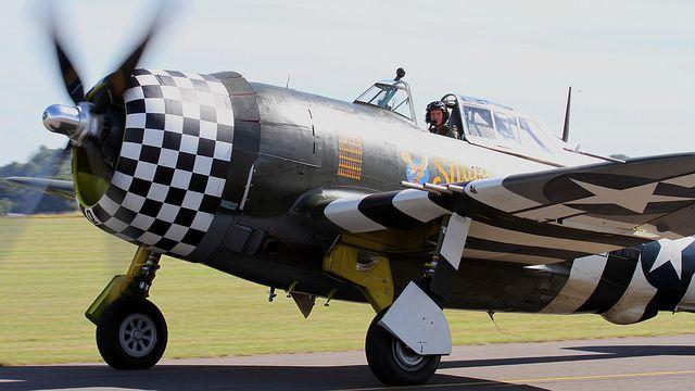 P-47 #flickr #plane #WW2