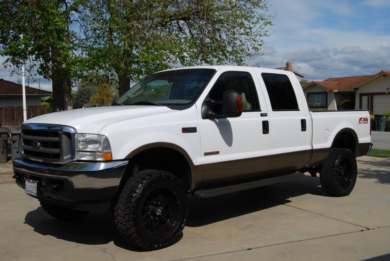 For sale 2004 ford f350 super duty 6 0 diesel 4dr 4x4 lariat