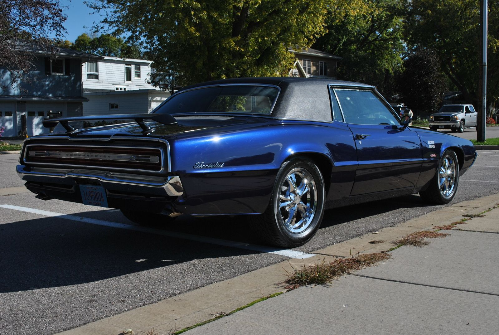 1967 Ford Thunderbird With Images Ford Thunderbird