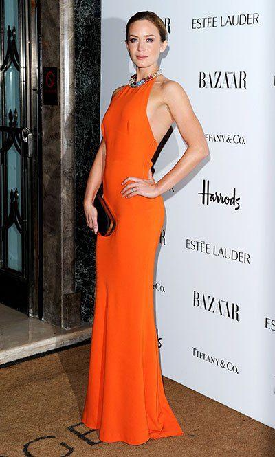 Emily Blunt - Harper's Bazaar Women of the Year Awards
