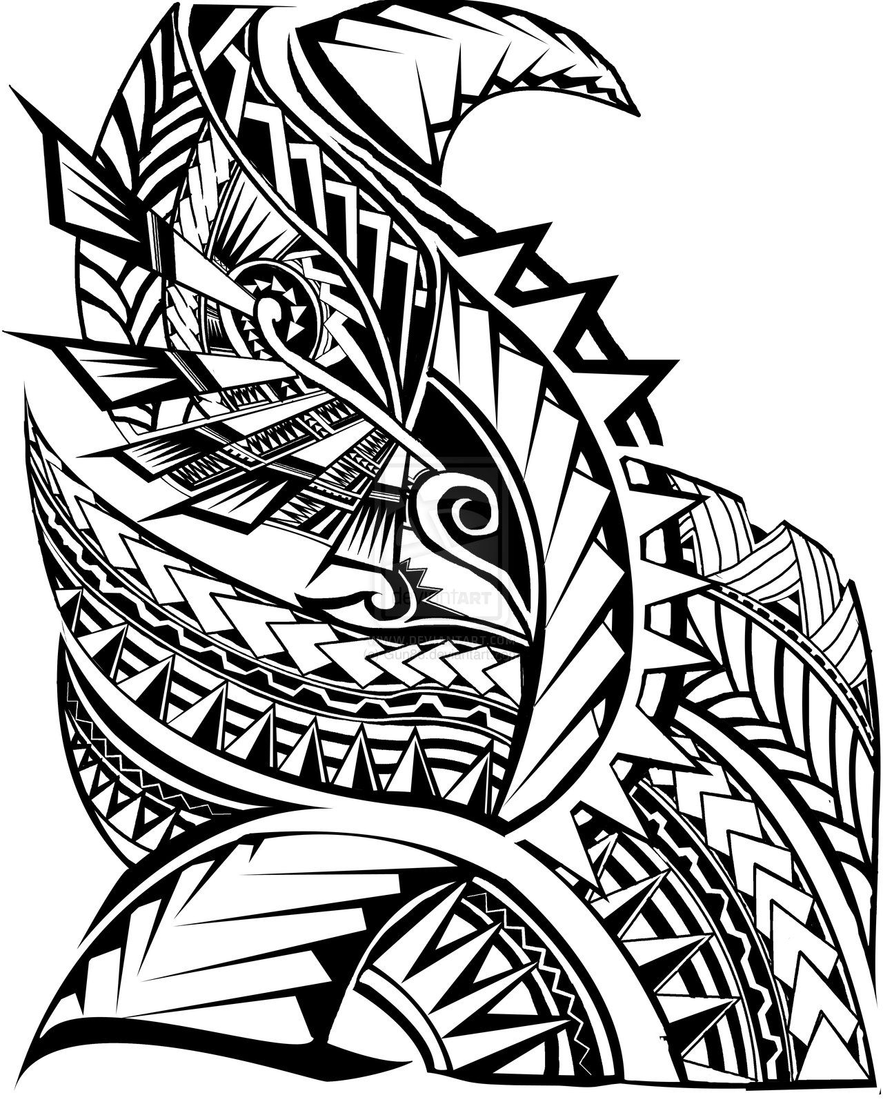 Samoan Tattoo Designs Tribal1 Jpg 1280 1600 Polynesian Tattoo Designs Tribal Tattoos Hawaiian Tattoo