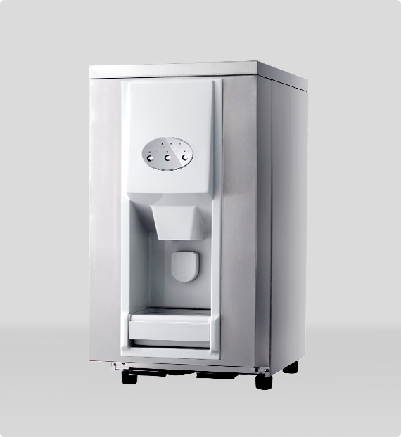 Delux Dlx 25 Ice Dispenser Ice Maker Ice Maker Kitchen Catering Equipment Ice Maker Commercial Ice Maker Kitchen Equipment