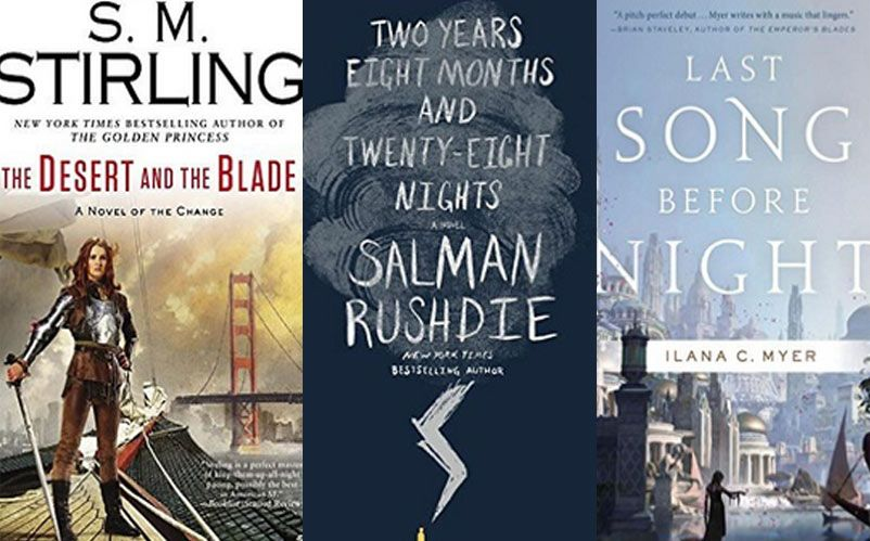 New Books This Month: There are many new sci-fi & fantasy books to read coming in September, but here are the 11 you should definitely plan on reading.
