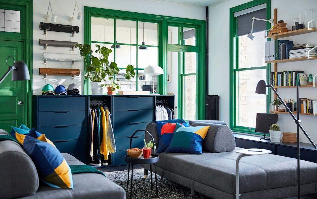 Camere Da Letto Per Ogni Esigenza Di Stile E Budget Spazi Vitali Idee Arredamento Camera Da Letto Camera Da Letto Ikea