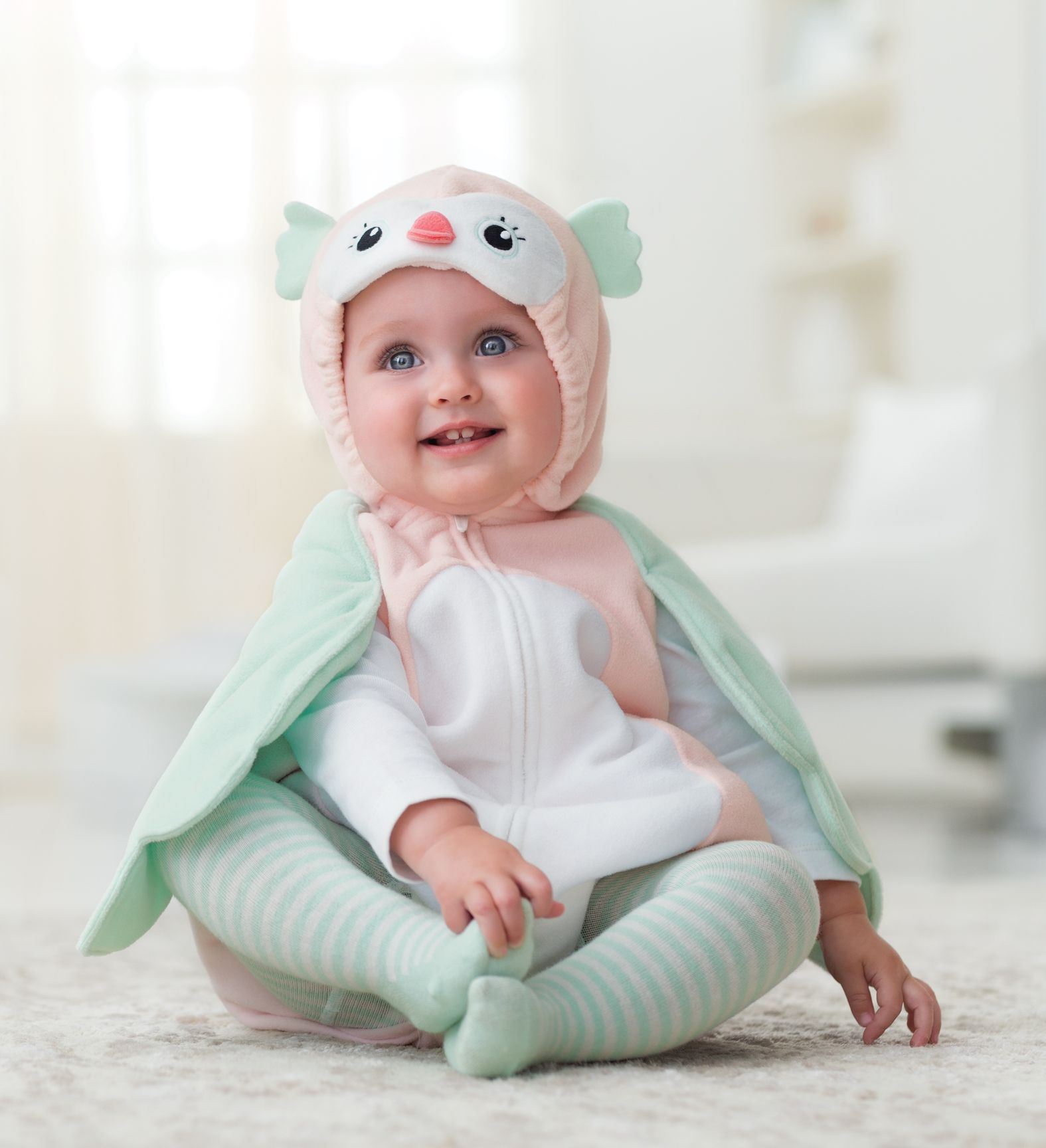 Little Owl Baby Halloween Costume #beallsflorida  sc 1 st  Pinterest & Little Owl Baby Halloween Costume #beallsflorida | Kids Dress and ...