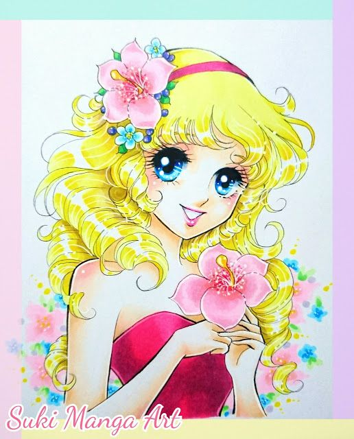 Tutorial How To Colour Classic Shojo Manga Style With Copics By Suki Manga Art Copic Marker Europe Colorful Drawings Manga Art Art
