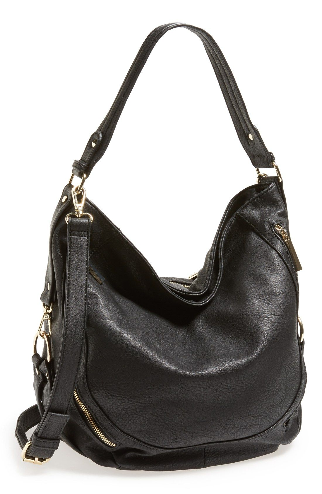 bedc226131 Love a good hobo bag with roomy pockets for all the essentials ...
