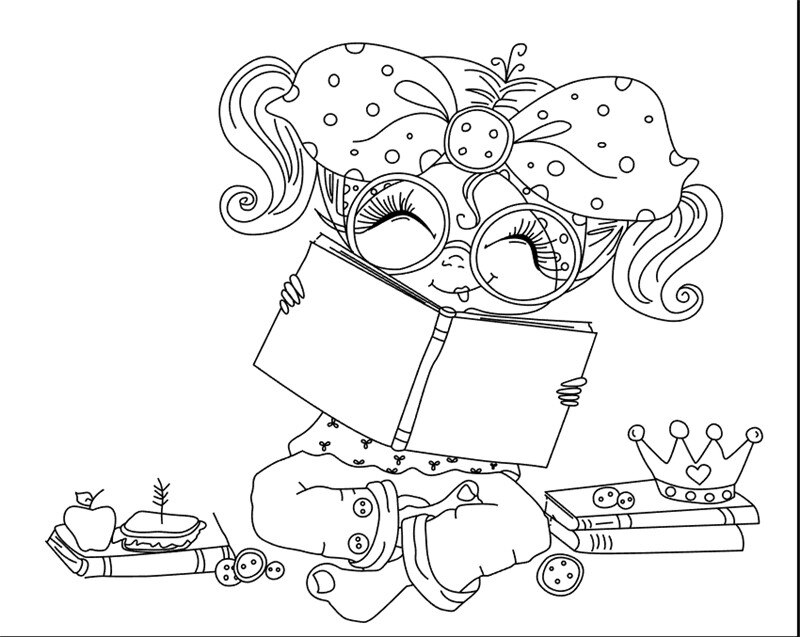 Main Character Baldi Coloring Pages - Thekidsworksheet
