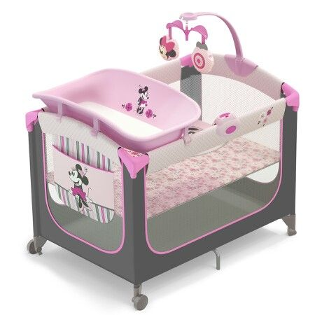 1f9cf0d0df3b Minnie Mouse playpen and accessories