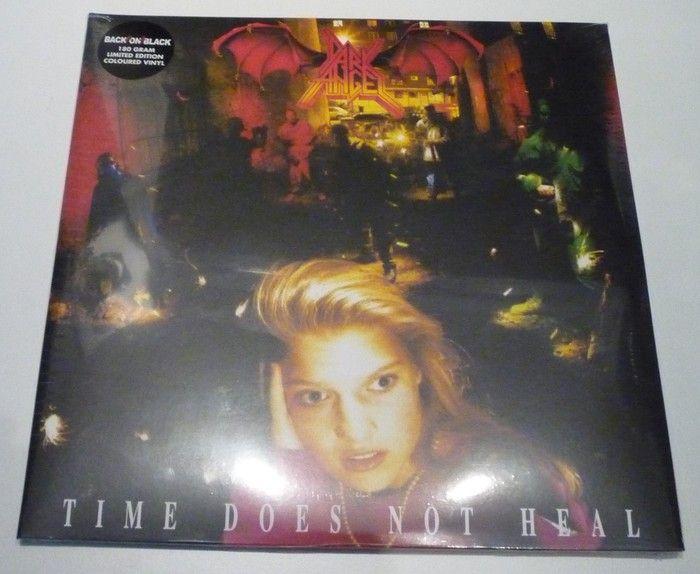 Nu in de Catawiki veilingen: Dark Angel - Time Does Not Heal *2LP 180 gram limited RED vinyl*