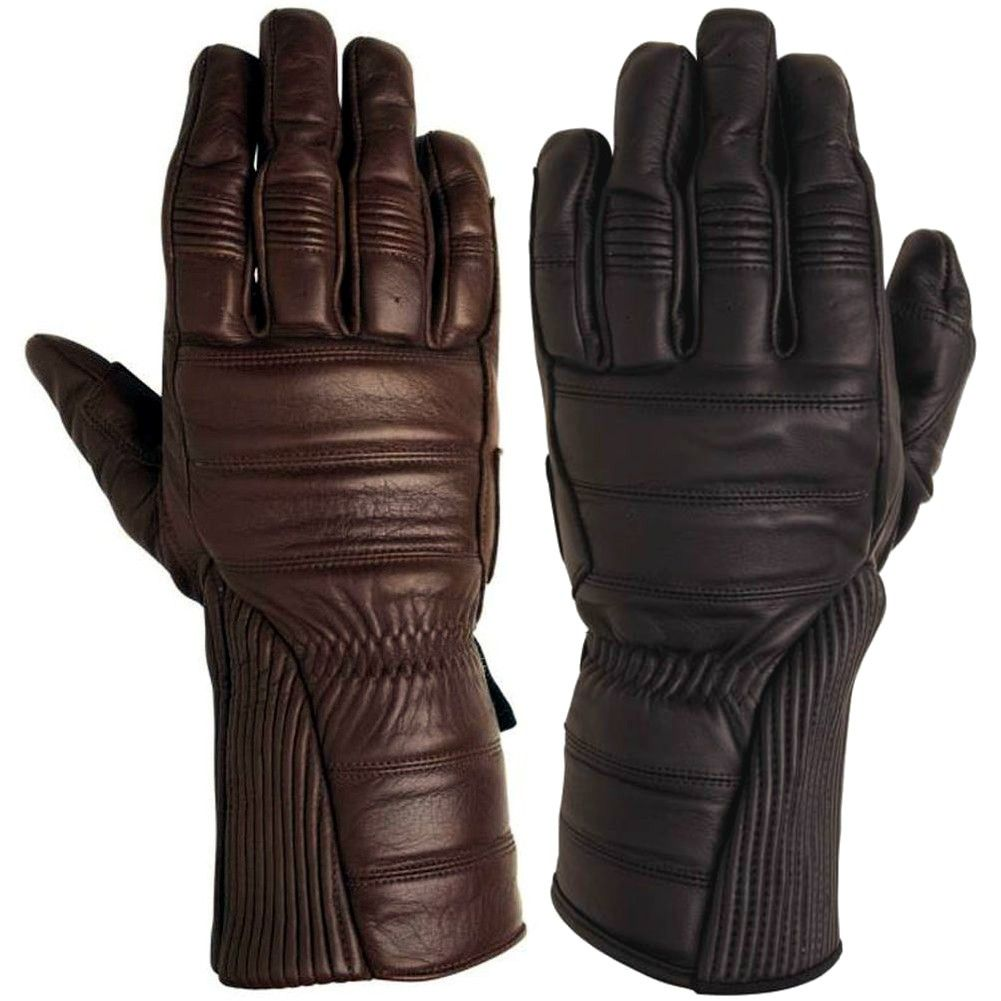 Motorcycle gloves victoria bc - Roland Sands Design Judge Leather Mens Street Riding Motorcycle Gloves