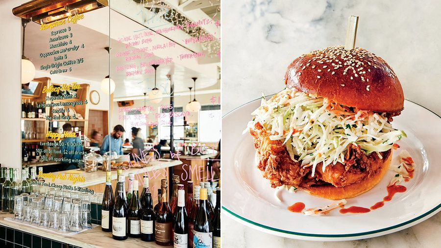 June S All Day Austin Here Are The Best Restaurants Of 2017 According To Us At Food Wine