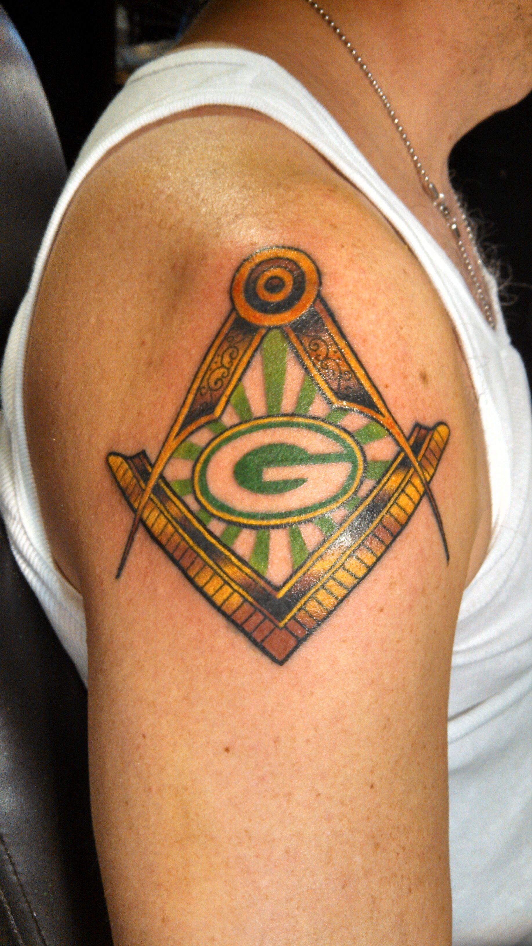 Packer And Masonic Tattoo Tattoos Masonic Tattoos Tribal Tattoos