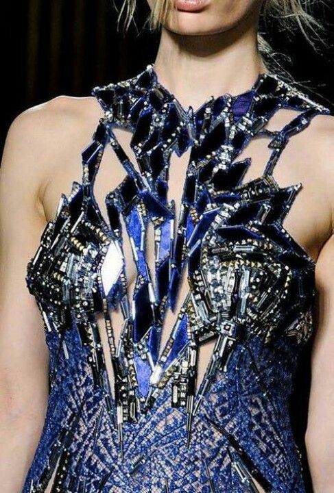 Great Structure Design Fashion Fashion Week Haute Couture Fashion