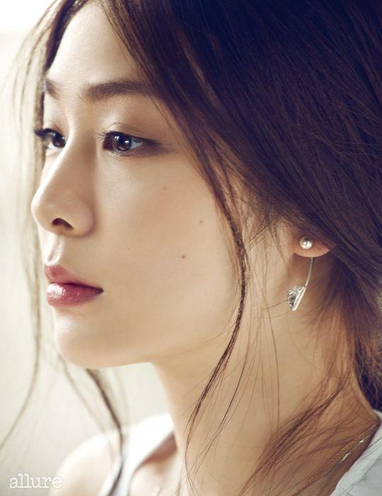 Asian Hot Beauty: Korea Female Skater: Yu-Na Kim