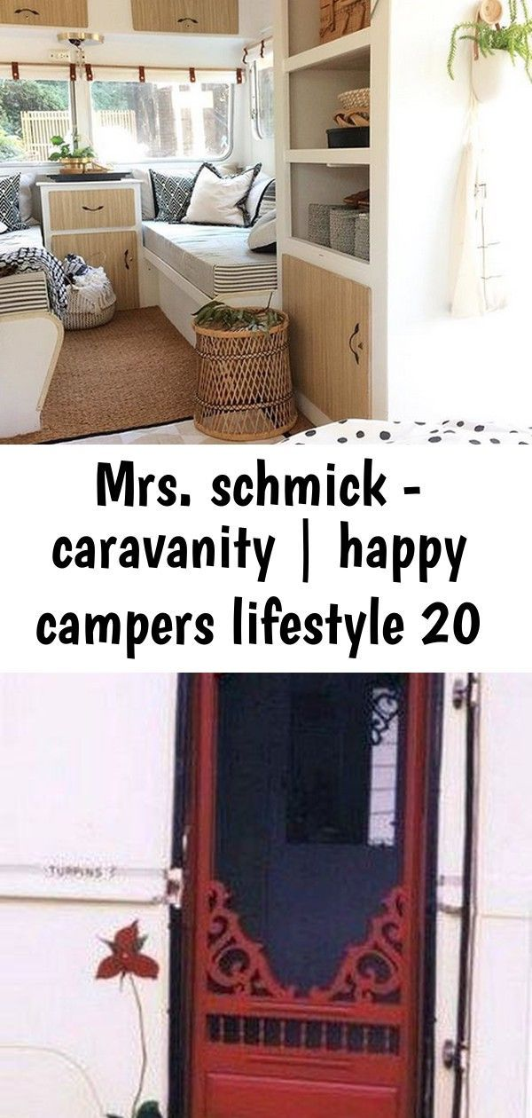 Mrs. Schmick - Caravanity | happy campers lifestyle Glamper decorating ideas 62 - TRENDS U NEED TO