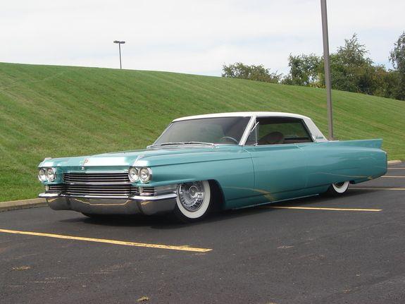 1963 Cadillac DeVille | Cadillac | Pinterest | Carros clasicos ...
