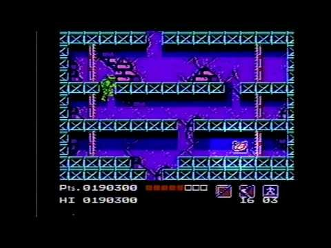 Teenage Mutant Ninja Turtles | Angry Video Game Nerd Wiki ...