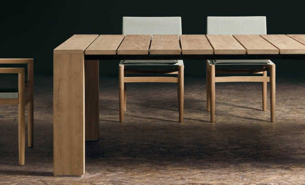 Roda Tavoli Da Giardino.Pier Table By Roda Outdoor Furniture Table Furniture E