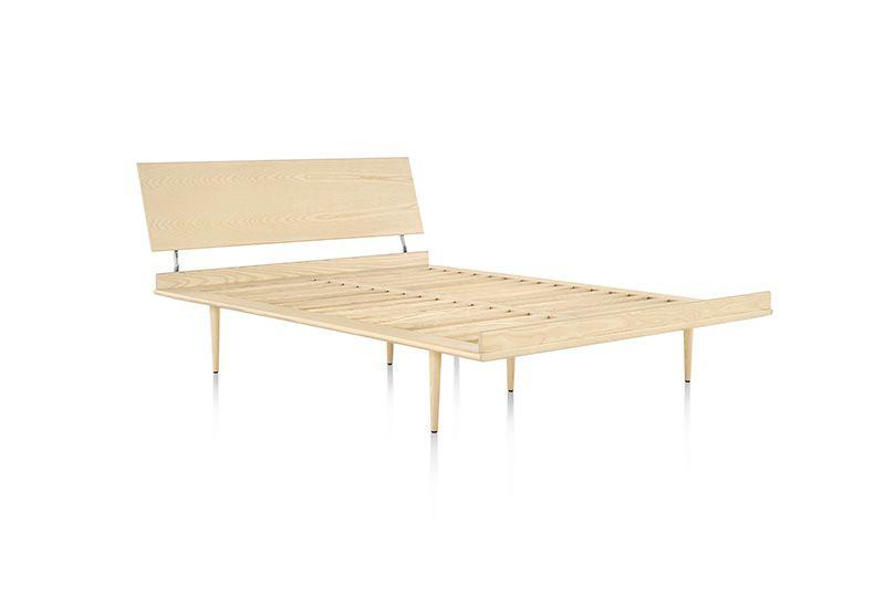 Nelson Thin Edge Bed Herman Miller Muebles Pinterest - Herman miller bedroom furniture