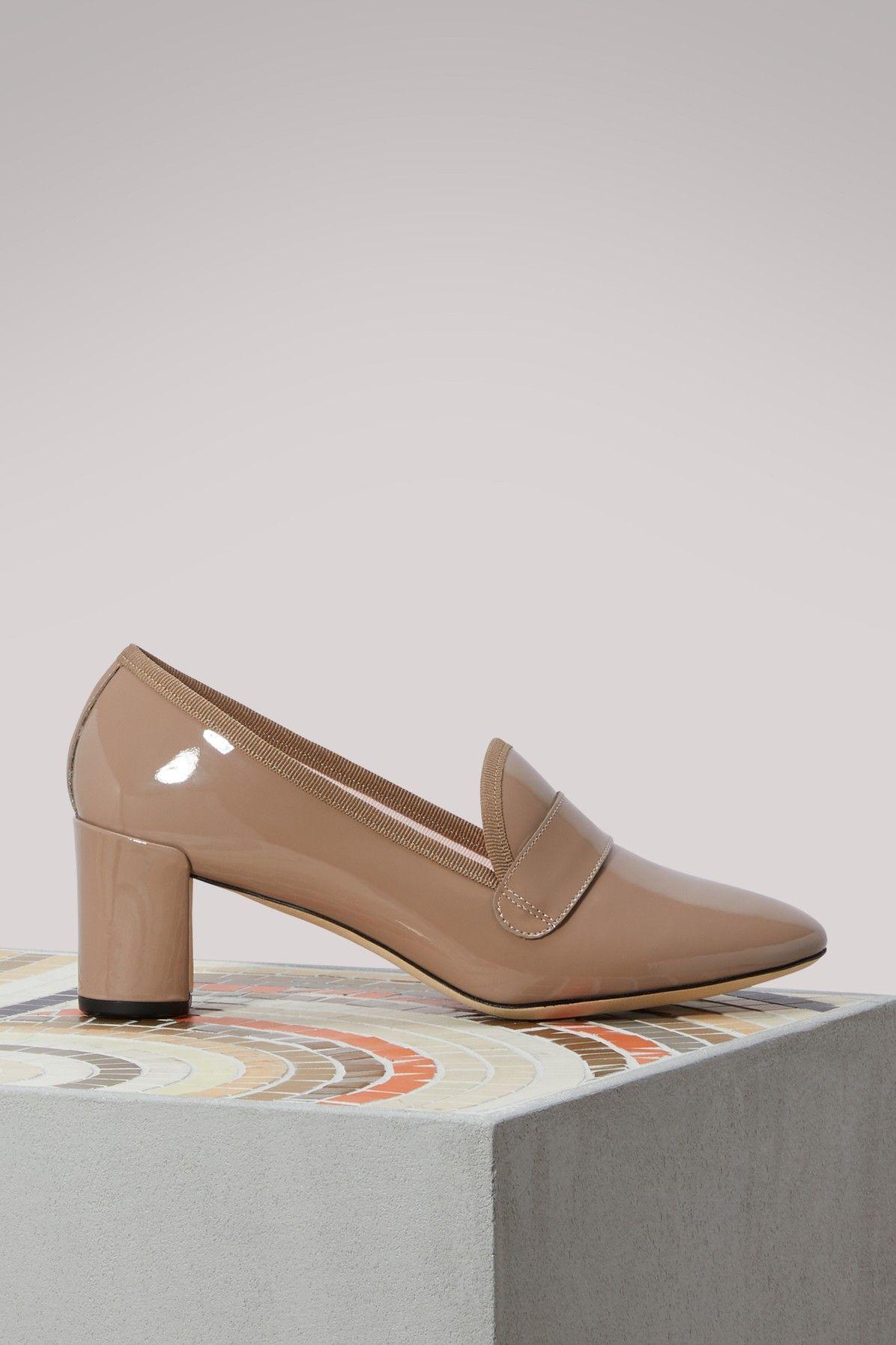 Repetto Loafers Elvis Noir dZE8Fs